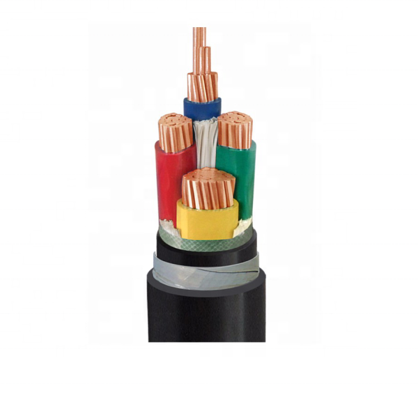 4 Core Armoured Insulated Electrical Wire Underground For Construction 120mm 240mm