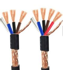Low Voltage Copper Control Cable Class 5 Fine Stranded Bare Copper Conductor