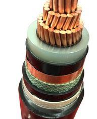 China Semi Conductive XLPE Lszh Wire Low Smoke Halogen Free Cable Single Core BS 7835 factory