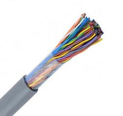 China UL444 UL1581 Telephone Line Wire Copper Core Polyethylene Insulated Waterproof factory