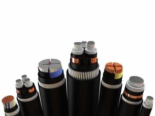 Underground Armoured Medium Voltage Power Cables With XLPE Insulated