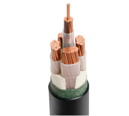 0.6/1kV Low Voltage Underground Cable , Copper Xlpe Insulated Power Cable